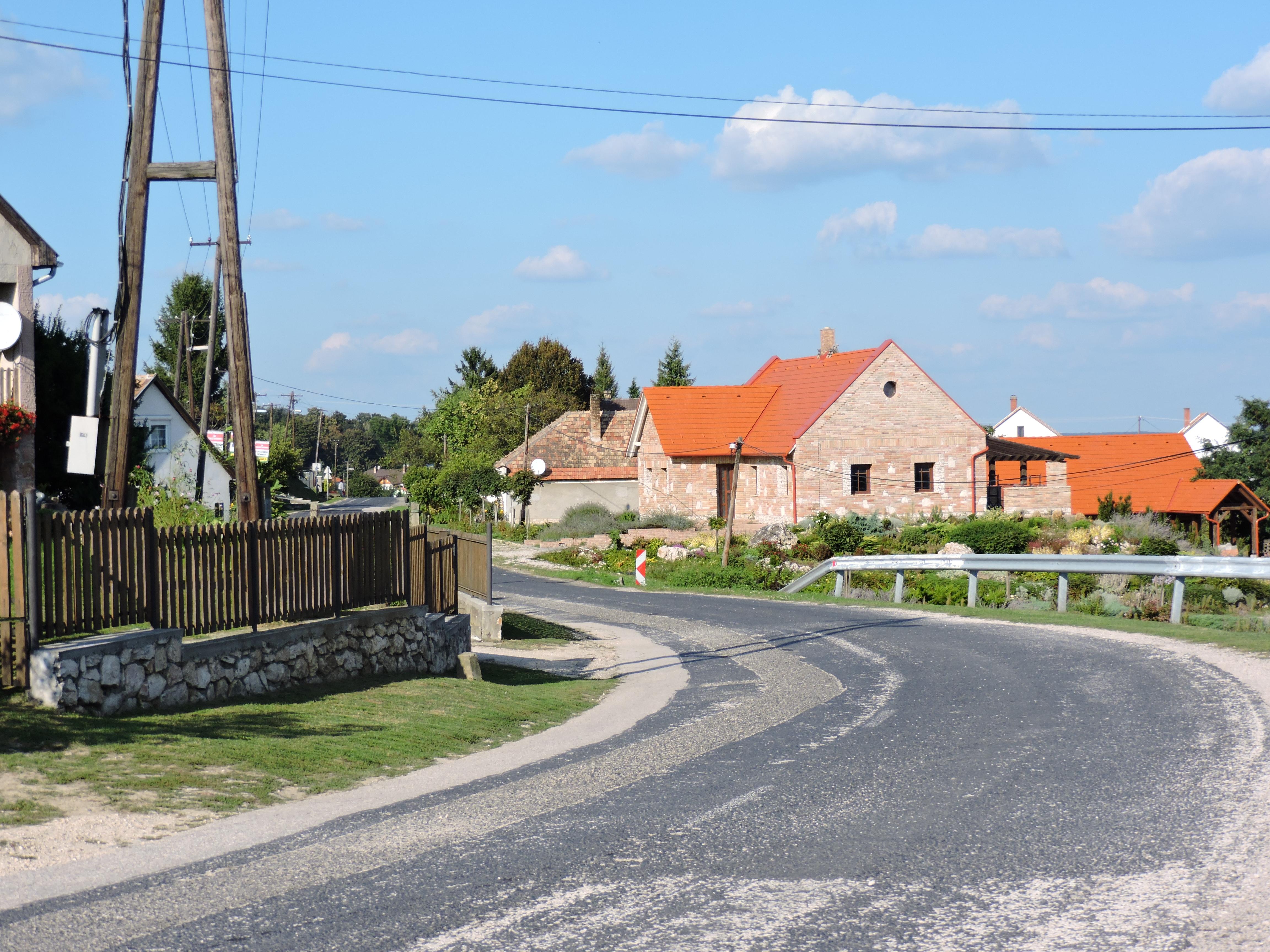 Kossuth utca részlet